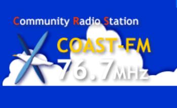 76,7MHz・COAST-FM(エフエムぬまづ) 「トワイライトビーチ」ラジオ出演